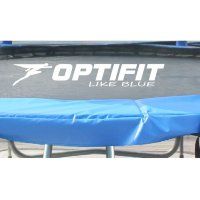 Батут Optifit Like Blue / Green 14Ft