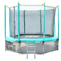 Батут Optifit Like Blue / Green 16Ft