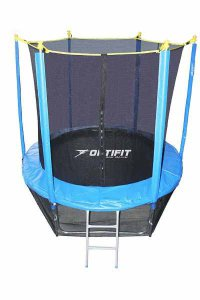 Батут Optifit Like Blue / Green 8Ft