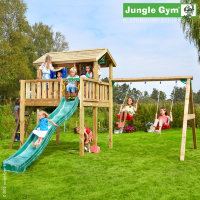 Игровой комплекс Jungle Playhouse XL+SwingModule Xtra