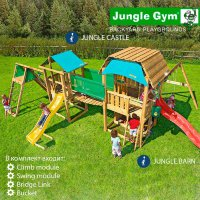 Игровой комплекс Jungle Grand Barn